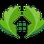 Logotipo do Ecoreal Estate