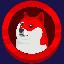 RedDoge logo