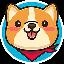 Pup Doge logo