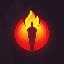 Burn1 Coin logo